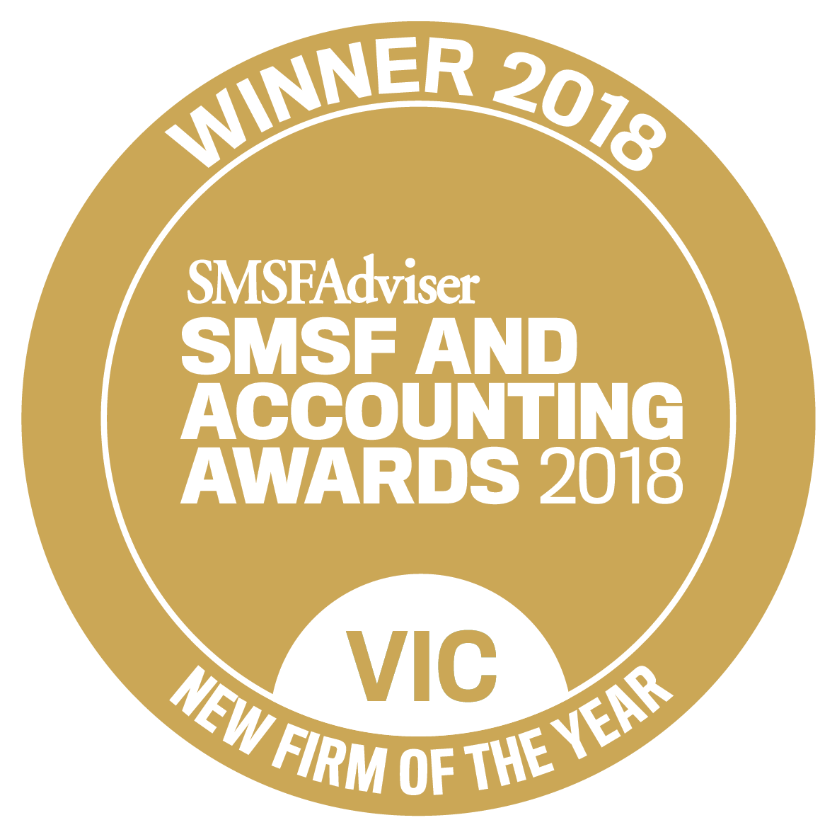 SMSF New Firm of the Year award