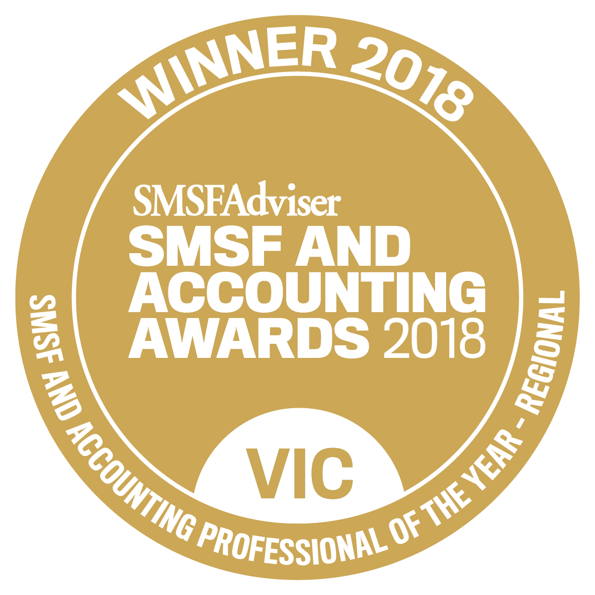 SMSF Professional of the Year Award