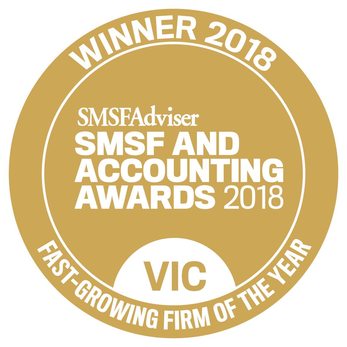 SMSF Fast-Growing Firm of the Year Award